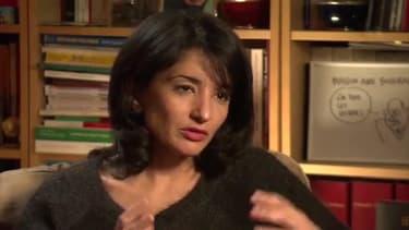 Jeannette Bougrab a accordé mardi un entretien à la chaîne américaine NBC