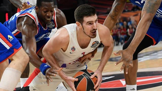Nando De Colo a quitté le CSKA Moscou et vise désormais la NBA.