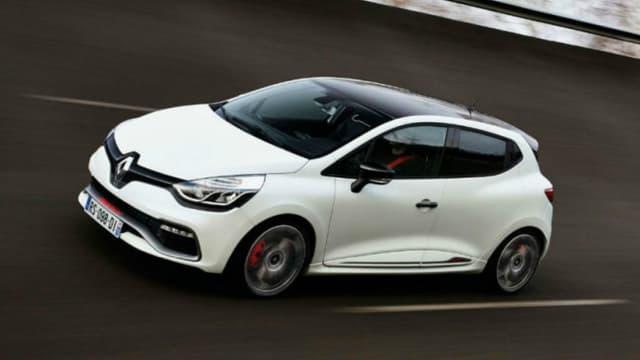 La Clio, ici en version RS Trophy, offre 220 chevaux à partir de 29.300 euros.