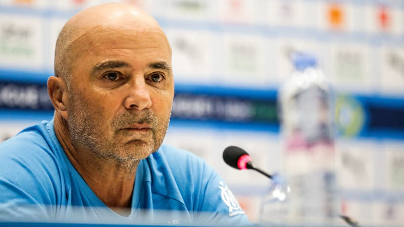 OM en direct: Sampaoli veut recruter des joueurs de qualité selon les moyens du club