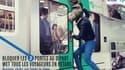 L'une des six affiches de la campagne de la RATP.