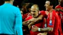 Arjen Robben, buteur