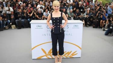 Emilia Clarke à Cannes