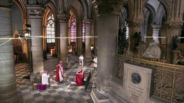Revoir l'intégralité de la célébration du Vendredi Saint à Notre-Dame de Paris