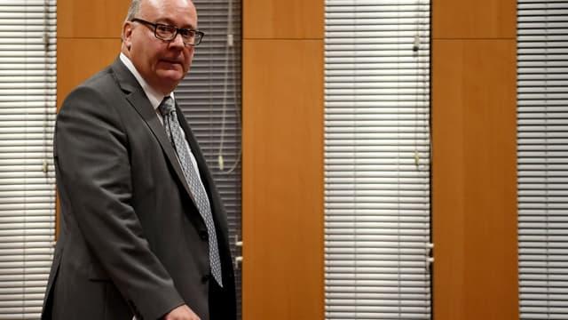 Jean-Yves Coquillat, le procureur de Grenoble.