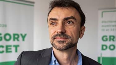 Le nouveau maire de Lyon, Grégory Doucet