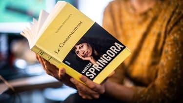 """Le Consentement"", de Vanessa Springora, est sorti le jeudi 2 janvier"