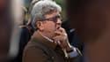 Jean-Luc Mélenchon devant le tribunal de Bobigny, le 19 septembre.