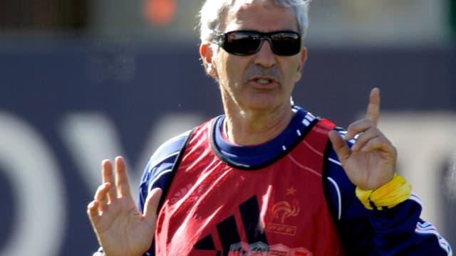 Raymond Domenech ne titularisera pas Thierry Henry contre l'Uruguay