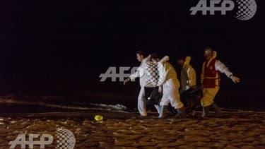 des gardes-côtes libyens. (Photo d'illustration)