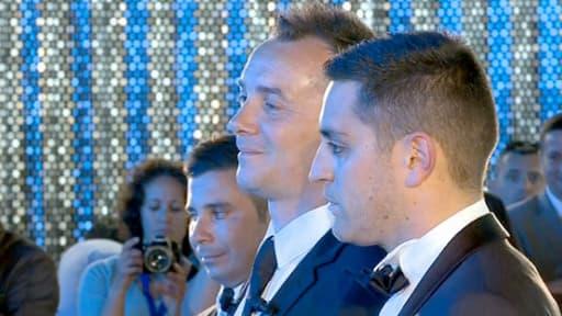 Le premier mariage homosexuel a été célébré à Montpellier