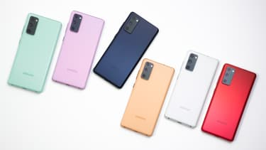Samsung S20 FE, le nouveau fleuron du constructeur coréen