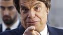 Jean-Pierre Raffarin a confirmé dimanche sur Europe 1 et i<Télé une tentative de médiation pilotée par le ministère de l'Économie dans le cadre du litige entre lBernard Tapie et l'ancien Crédit Lyonnais au début des années 2000. /Photo prise le 26 mai 201