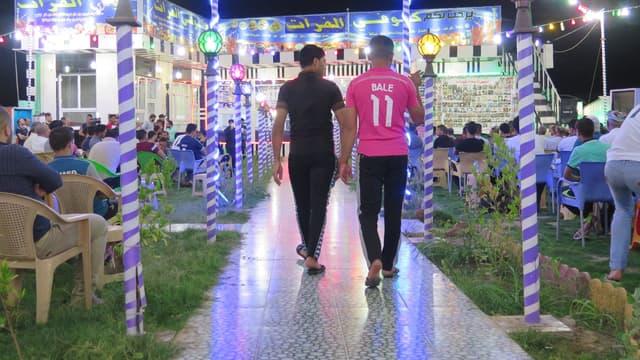 """Real Madrid : des supporters réunis en Irak """"en défi à Daesh"""""""