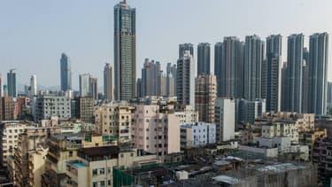 Le quartier de Sham Shui Po à Hong Kong (photo d'illustration)