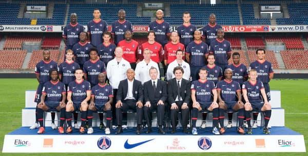 Effectif saison 2009/2010