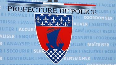 Le logo de la préfecture de police de Paris - image d'illustration