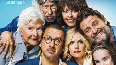 """Canal Plus n'a pas acheté """"La ch'tite famille"""" contrairement aux films précédents de Dany Boon"""