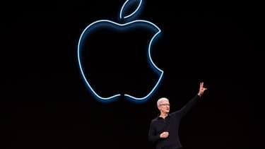 Les revenus du patron d'Apple ont légèrement baissé en 2019