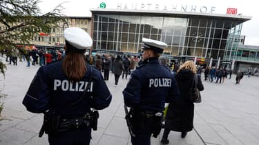 La demande pour les pistolets d'alarme et autres spray d'autodéfense est en hausse à Cologne suite aux agressions du Nouvel An pour lesquelles 652 plaintes ont désormais été déposées - Jeudi 14 janvier 2016