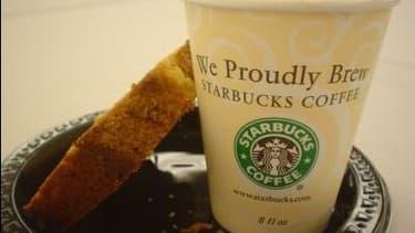 Starbucks propose à ses clients d'offrir des cafés à d'autres clients