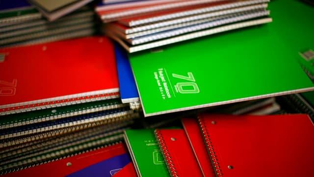 A la rentrée 2011, les fournitures scolaires de marques de distributeurs ont vu leurs ventes reculer.