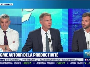 Nicolas Doze : L'énigme autour de la productivité - 27/10