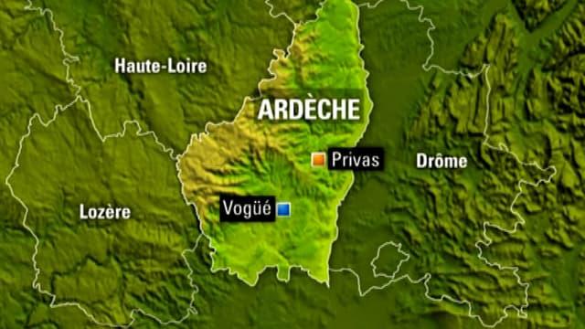 En Ardèche, les inondations sont très importantes ce vendredi matin.