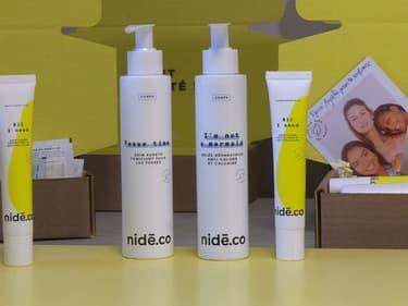 La société Nidé.co co-crée des produits de beauté avec sa communauté