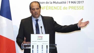 Jean-Christophe Cambadélis, mardi 9 mai.