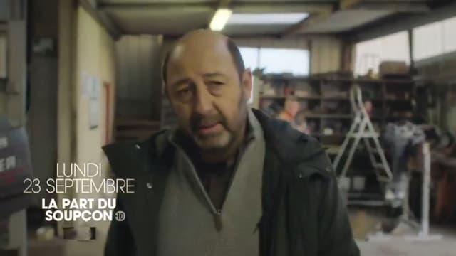 Kad Merad dans la nouvelle mini-série TF1 La Part du Soupçon