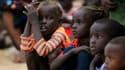 Des enfants sud-soudanais, réfugiés du camp d'Andalos.