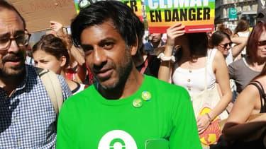 Vikash Dhorasoo opposé aux JO de Paris