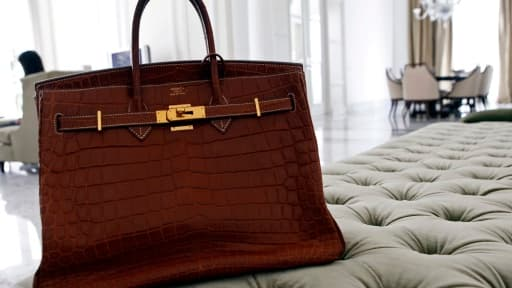 Hermès a pulvérisé son dernier record de vente en 2013.