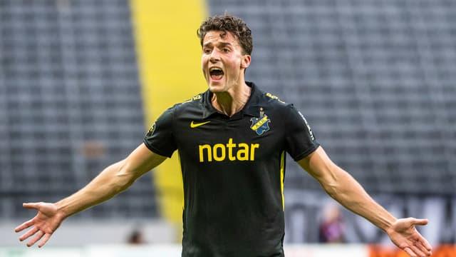 Daniel Granli - AIK Solna