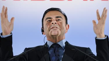 Carlos Ghosn a été révoqué  par le conseil de Nissan. L'annonce a été faite sur la chaîne de télévision NHK.