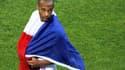 Thierry Henry, lors du Mondial 2006 avec les Bleus