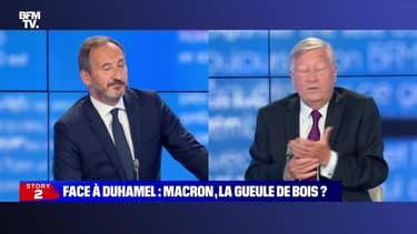 Face à Duhamel: Macron, la gueule de bois ? - 22/06