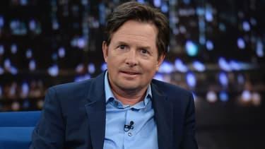 """Michael J. Fox, inoubliable interprète de Marty McFly dans """"Retour vers le futur"""""""