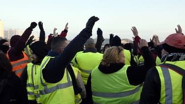 Des gilets jaunes à Calais - Image d'illustration