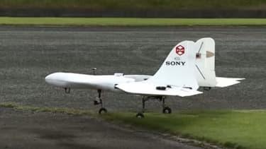 Sony a réalisé le premier vol de son prototype de drone destiné à  des vols d'observation, de mesure et d'inspection
