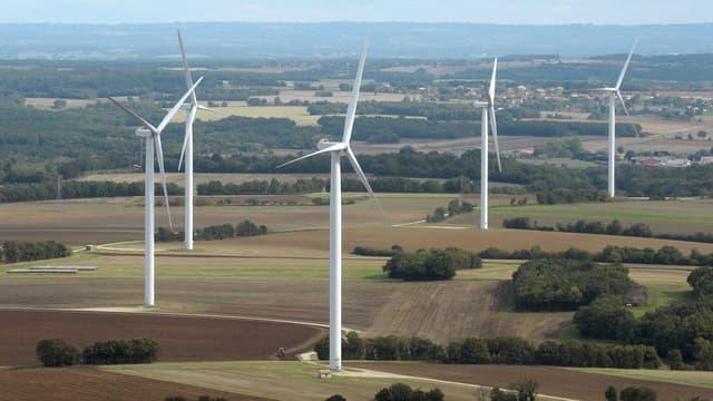 Deux tiers des riverains ont une image positive sur les éoliennes.
