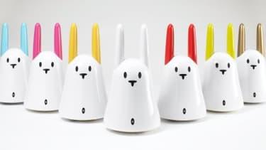Les légendaires lapins Nabaztag