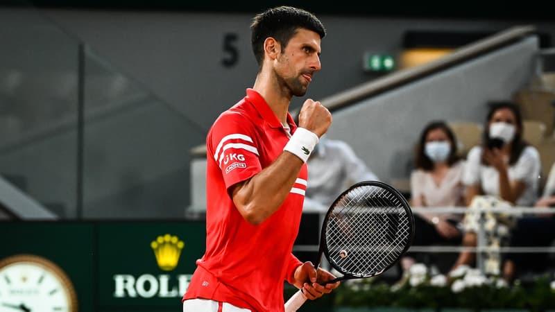 """Roland-Garros: """"Nadal est le plus grand rival que j'ai eu dans ma carrière"""" affirme Djokovic"""