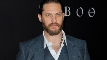 L'acteur Tom Hardy, en janvier 2017 à Los Angeles.