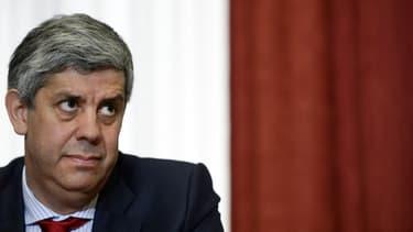 Mario Centeno, le ministre des Finances du Portugal, se veut rassurant auprès des autorités européennes.