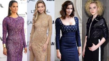 Misty Copeland, Gigi Hadid, Laetitia Casta et Julia Garner