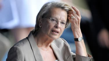 Michèle Alliot Marie a annoncé sa candidature jeudi