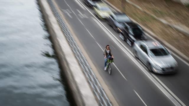 L'aide de 500 euros pour aider les Franciliens à acheter un vélo à assistance électrique, passe à 600 euros pour un vélo cargo électrique.