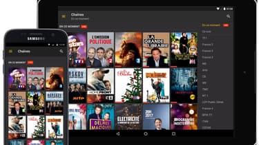 Le service est désormais disponible sur clés Chromecast et téléviseurs connectés de Samsung